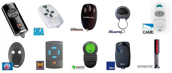 Garage Door Remote Controls Cheshire Remote Control Spares